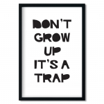 plakat | grow up